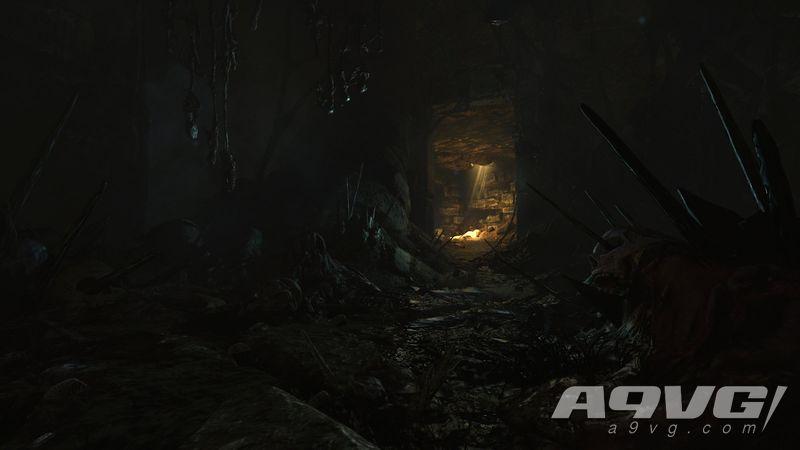 恐怖游戏续作《失忆症:重生》发表 秋季登陆PS4和PC平台