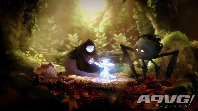 专访《精灵与萤火意志》制作人 如此唯美的画面是如何设计出来的?