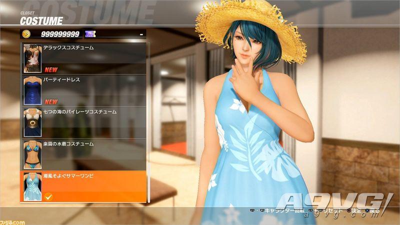 """《死或生6》DLC角色""""环""""3月10日参战 附实机试玩与海量截图"""