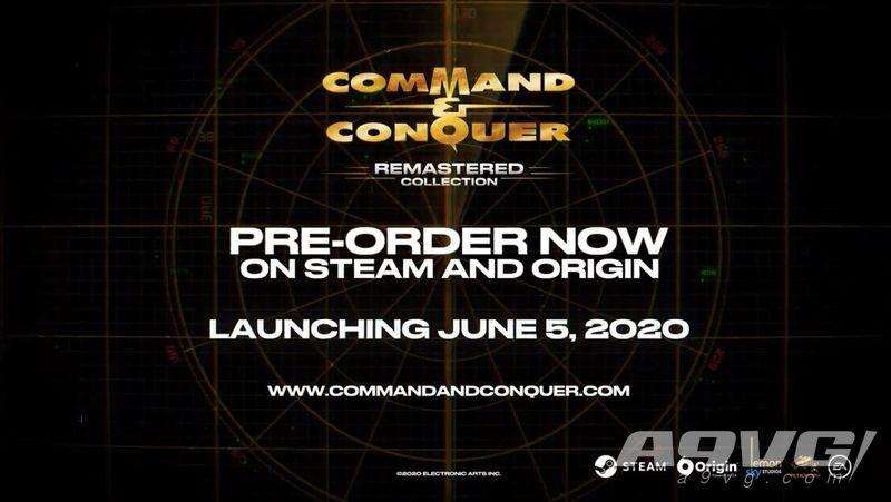 《命令與征服 重制版》將于6月5日登陸Steam和Origin