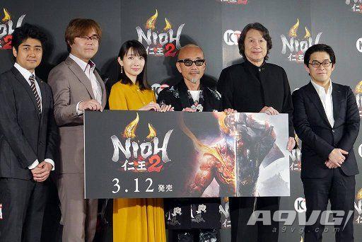 《仁王2》公开售前最终宣传片 一个熟悉的男人登场