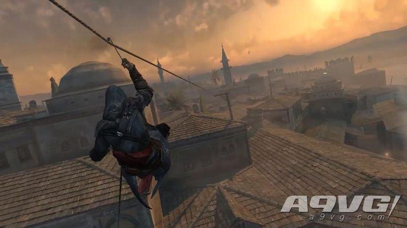 育碧《刺客信條 啟示錄》背景影片 了解歷史上的君士坦丁堡