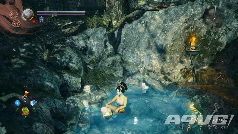 《仁王2》全关卡温泉位置一览视频攻略