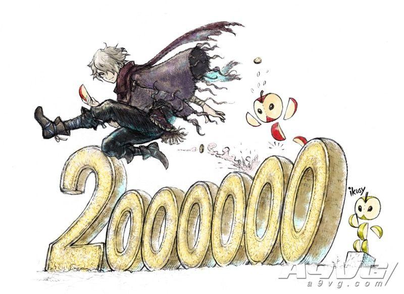 《歧路旅人》全球出货量突破200万份 各版本均半价优惠