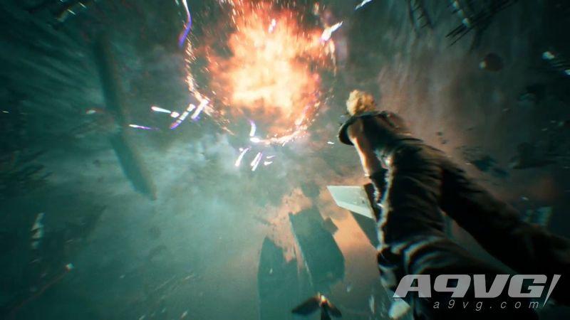 《最终幻想7 重制版》TVCM宣传片五连发 4月10日全球发售