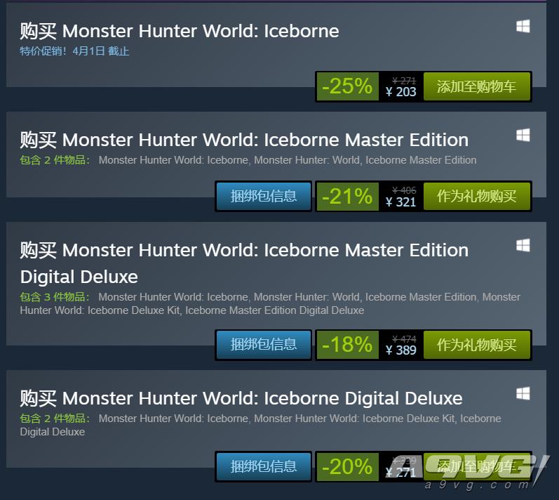 《怪物獵人世界 冰原》PC版折扣活動開啟 冥赤龍限時任務實裝