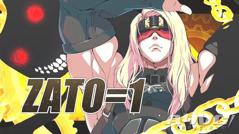 《罪恶装备 斗争》公布第三弹宣传视频 介绍登场角色