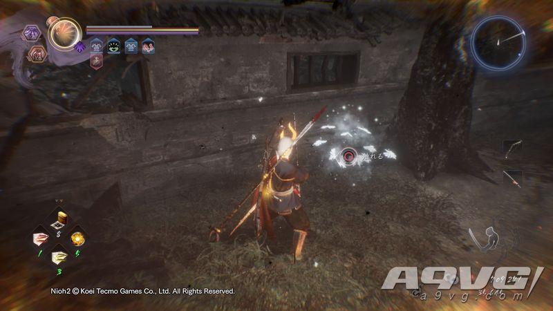 《仁王2》秘藏的思念奖杯视频攻略 燃焰未捷全冰蝶位置