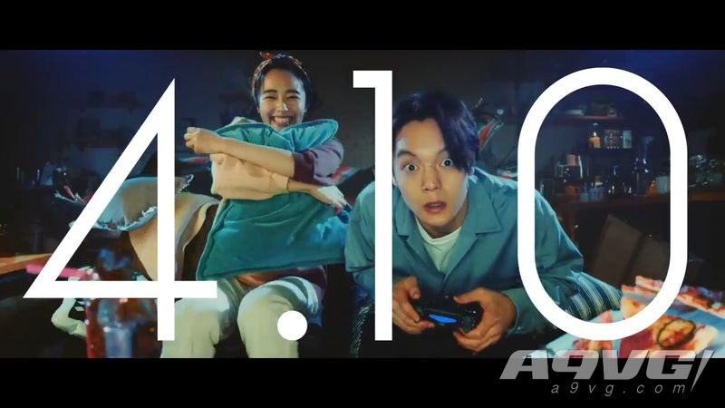 SIE公开四段PS4与《最终幻想7 重制版》联动CM宣传片