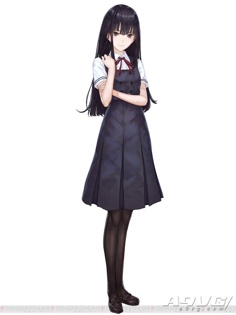 日本一公开全新恐怖ADV游戏《夜点灯》 以女校为题材