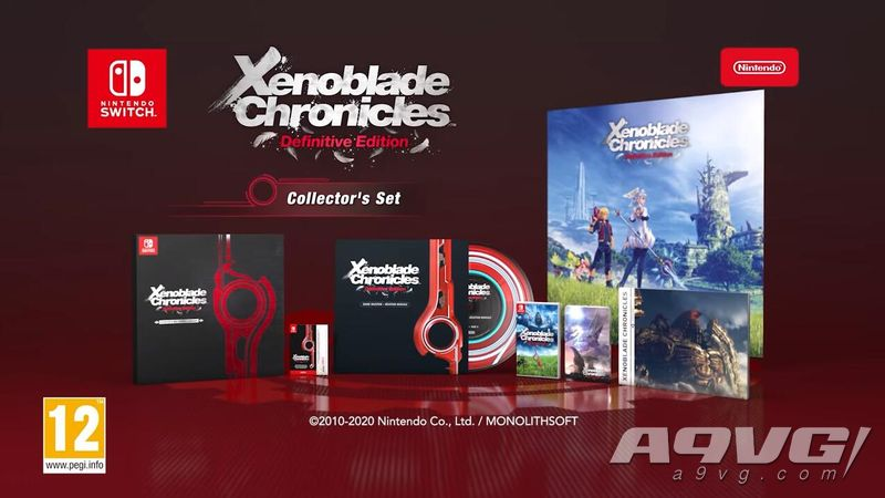 任天堂发布迷你直面会 《异度神剑 终极版》等发售日确定