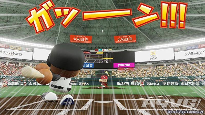 《实况力量棒球2020》登陆Switch与PS4平台 收录东京奥运模式