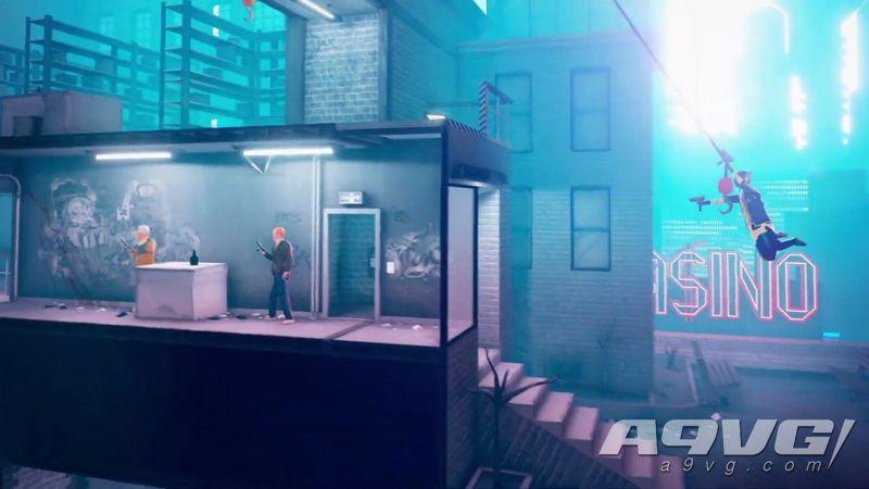 《我的朋友佩德罗》PS4版确定于4月2日发售 包含全部更新内容