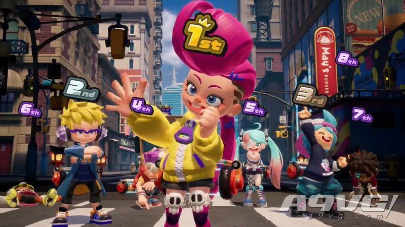 《NINJALA》公开最新宣传片 展示实际对战游玩画面
