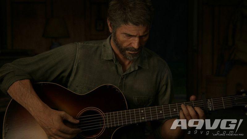 《最后生还者 第二幕》14张新截图 乔尔再次弹起吉他