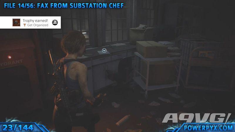 《生化危機3 重制版》全收集要素視頻攻略 文件武器查理玩偶腰包等