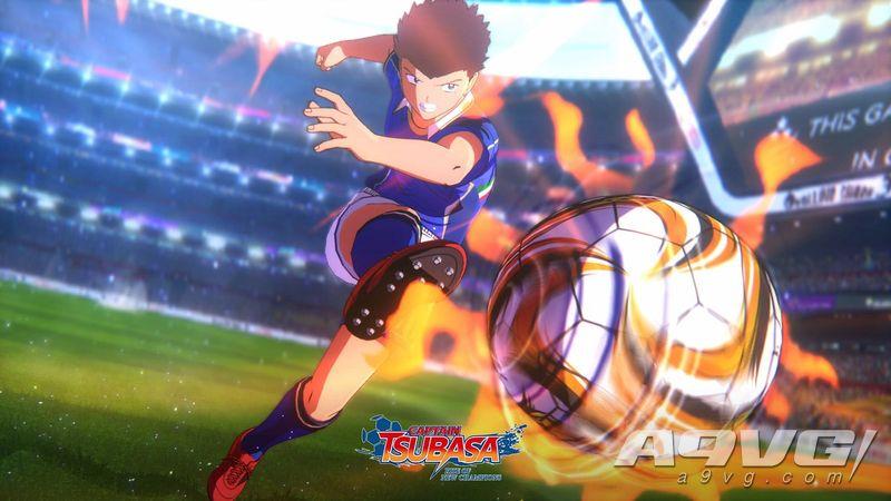 《队长小翼 新秀崛起》公开新画面 海外各国球员陆续登场