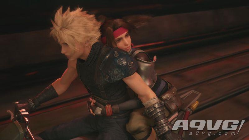 《最终幻想7 重制版》摩托车小游戏奖杯攻略 如何得到杰西夸赞