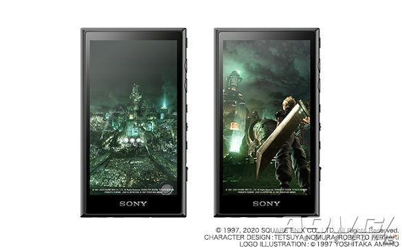 《最終幻想7 重制版》聯動款Walkman開始預約 預覽圖公開