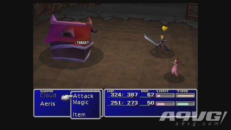 经典重现 《最终幻想7 重制版》的34个彩蛋和回忆
