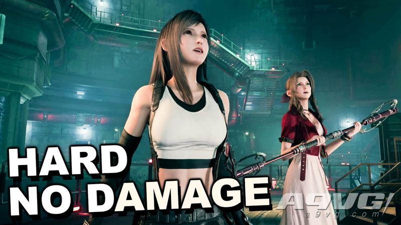更多《最终幻想7 重制版》困难难度BOSS战无伤精彩视频