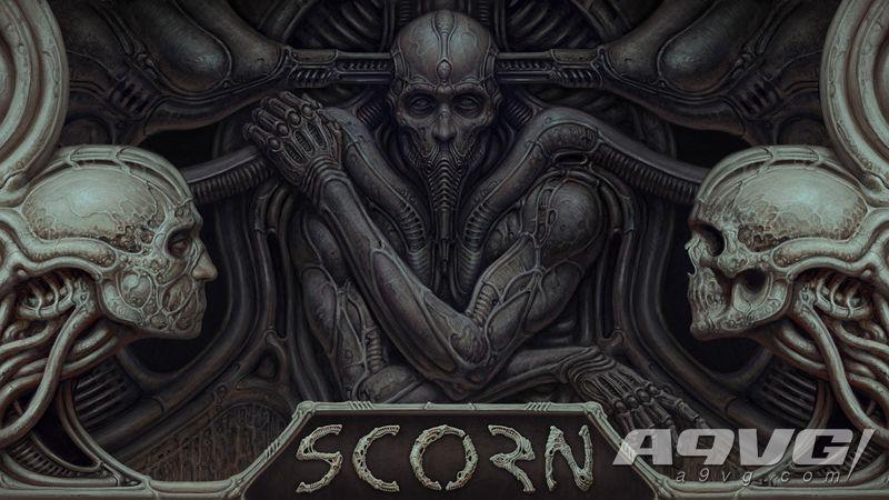 第一人稱恐怖游戲《Scorn》追加登陸Xbox Series X平臺