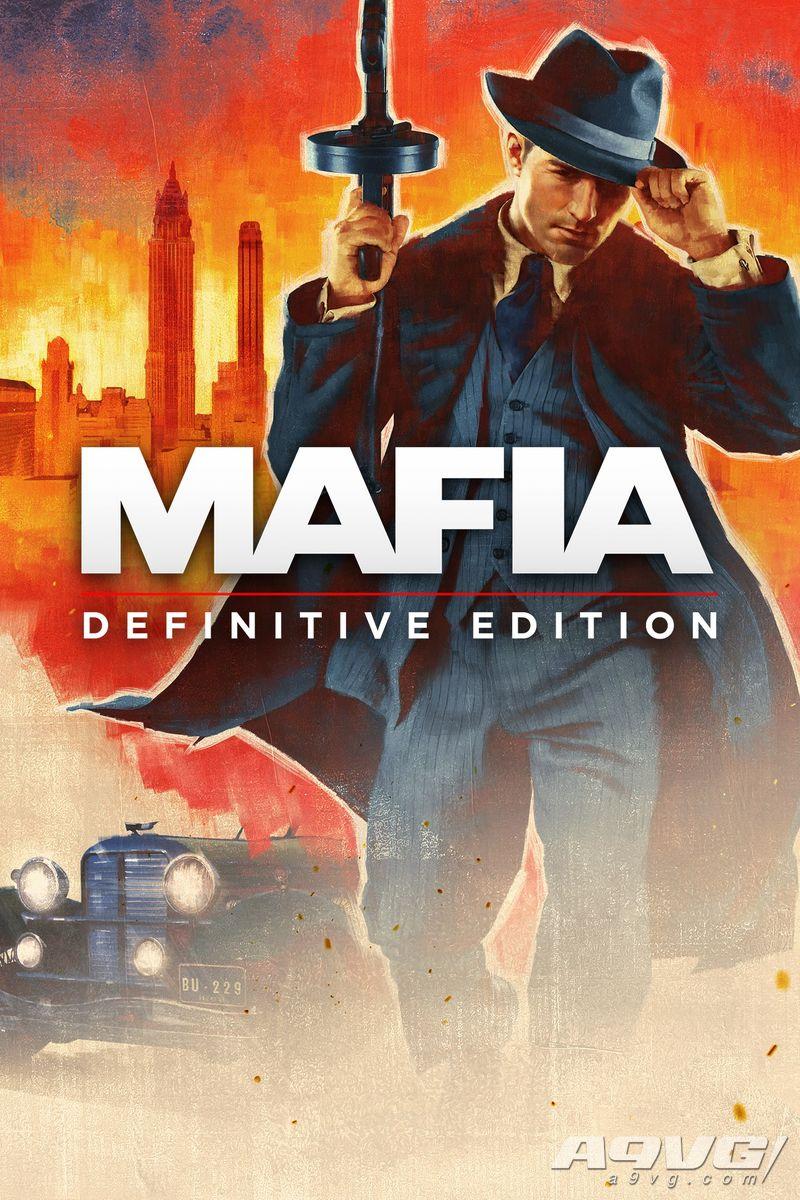 《黑手黨 決定版》遊戲截圖公開 將會是一款完全重製作品