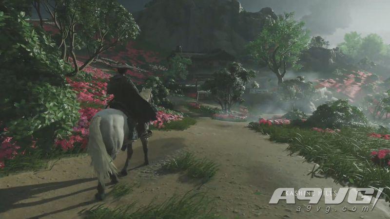 《對馬島之魂》特別節目 18分鐘實機游戲詳細介紹