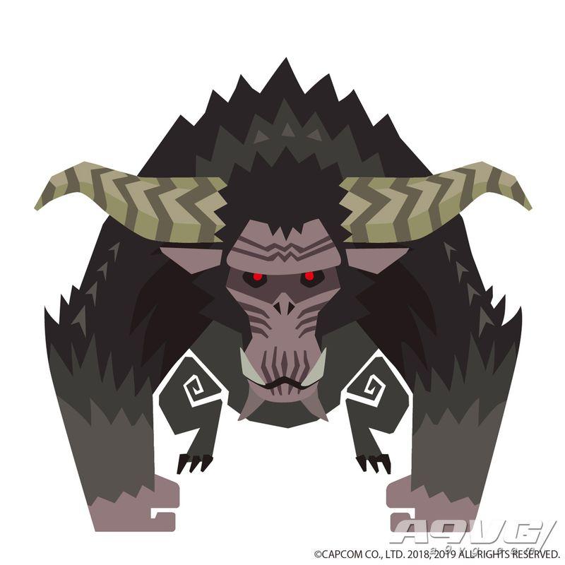 《怪物猎人世界Iceborne》公布怪物涂色图帮助玩家消磨时间