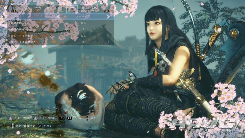 《仁王2》公布照片模式细节 将作为免费更新推出