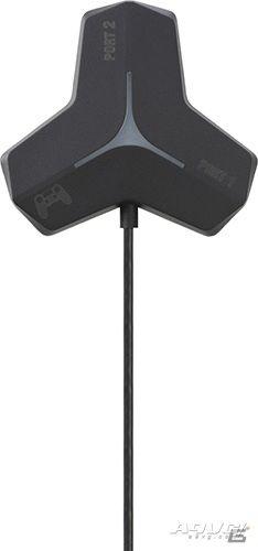 CYBER Gadget推出新款PS4/Switch两用键盘鼠标转接器