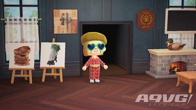 台北故宫博物院向《集合啦!动物森友会》玩家提供文物图像