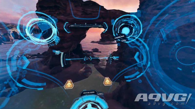 《漫威钢铁侠VR》试玩Demo今日提供 正式发售后赠送装甲一套