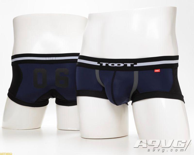 《新福音戰士劇場版》推出碇真嗣與渚薰的聯動內褲