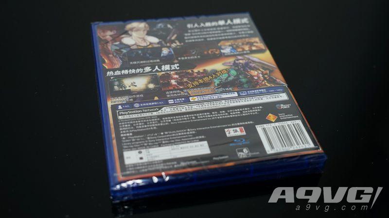 《硬核机甲》PS4 Pro同捆套装开箱 内含实体版游戏盘