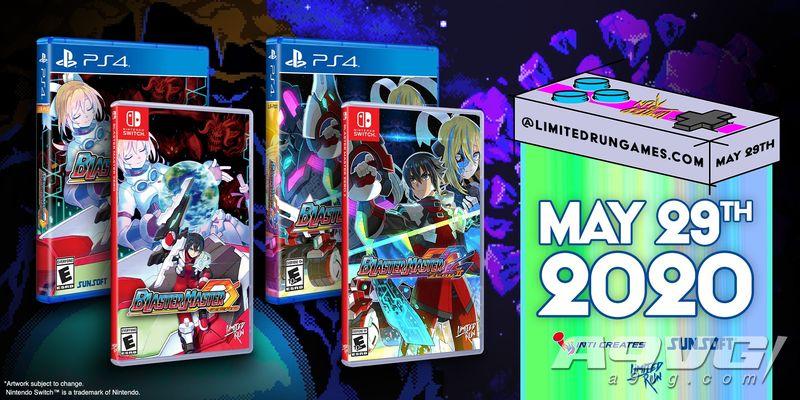 《超惑星戰記Zero》《超惑星戰記Zero II》將於6月29日登陸PS4