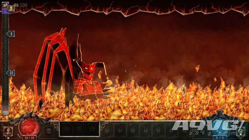 《惡魔之書》主機版評測:一個由紙殼子組成的暗黑地牢