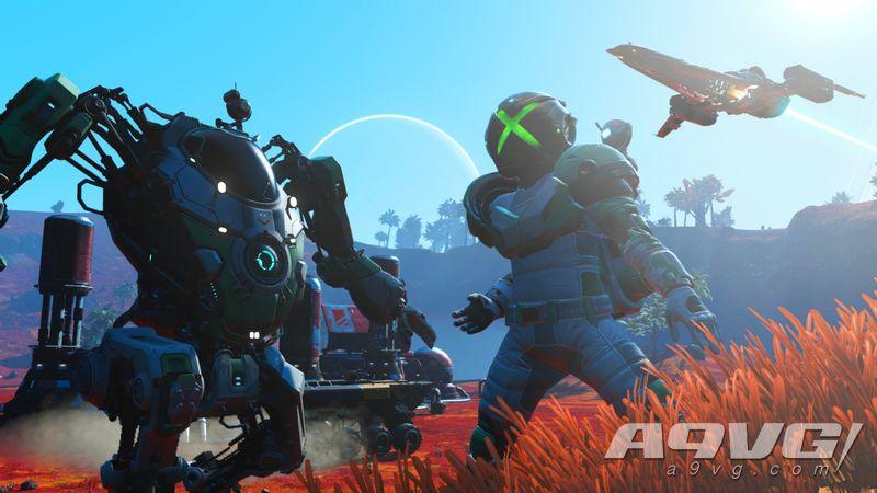 《无人深空》将于6月登陆Xbox Game Pass主机和PC端