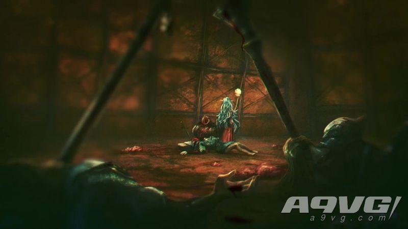 EXP迷宮RPG新作《黃泉裂華》公開完整版第一彈宣傳片