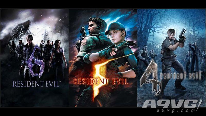 Capcom正在籌劃《生化危機》系列25周年紀念 紀念作品即將公開