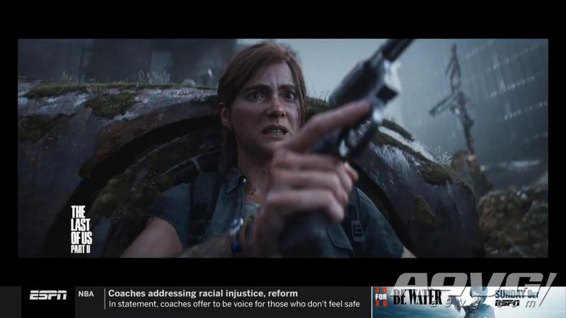 《最后生還者 第二部》在ESPN投放CG廣告 非游戲實機畫面