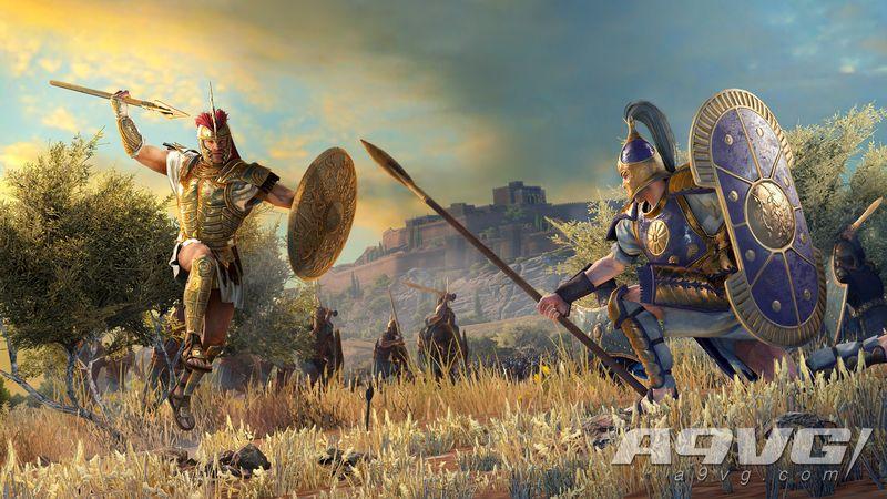 《全面戰爭傳奇 特洛伊》8月13日推出 發售當天限時免費領取