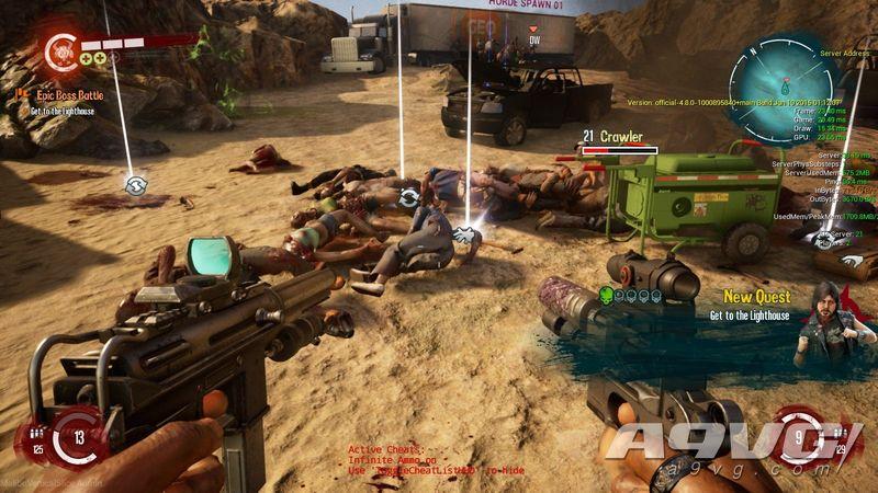 《死亡岛2》2015年早期版本遭泄露 多张开发中截图公开