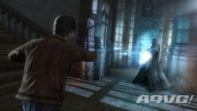传闻:《哈利波特》主题RPG《霍格沃兹 黑暗遗产》泄露