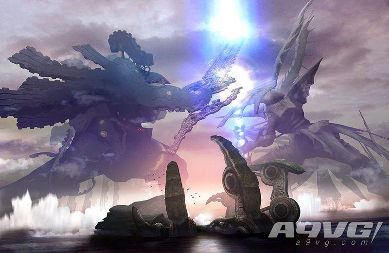 《异度神剑》系列诞生10周年纪念 官方放出贺图与壁纸