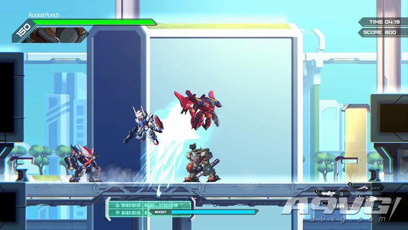 《硬核机甲》将登陆Switch平台 预定10月发售有实体版