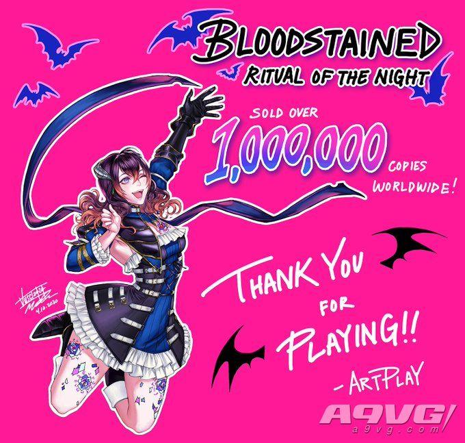 《赤痕 夜之仪式》累计销量破百万 官方公开后续更新计划