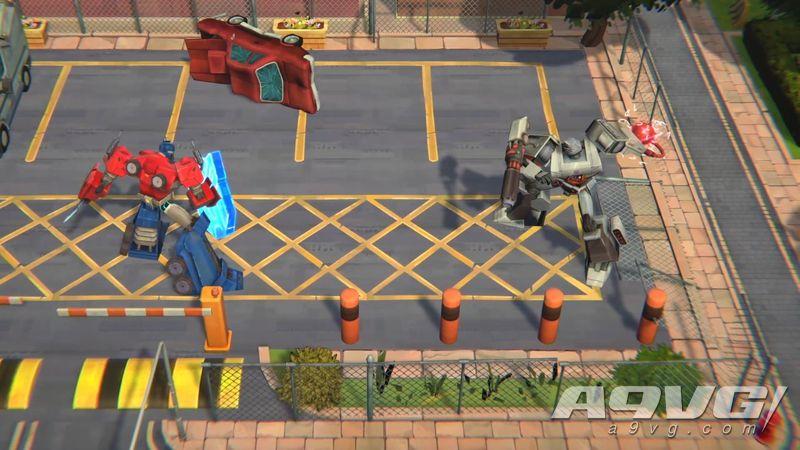 《變形金剛 戰場》首段預告公開 10月23日登陸PS4/X1/NS/PC