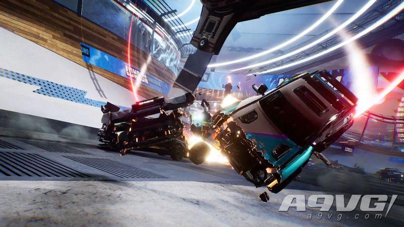 汽车对战游戏《破坏全明星》公布 将登陆PS5平台