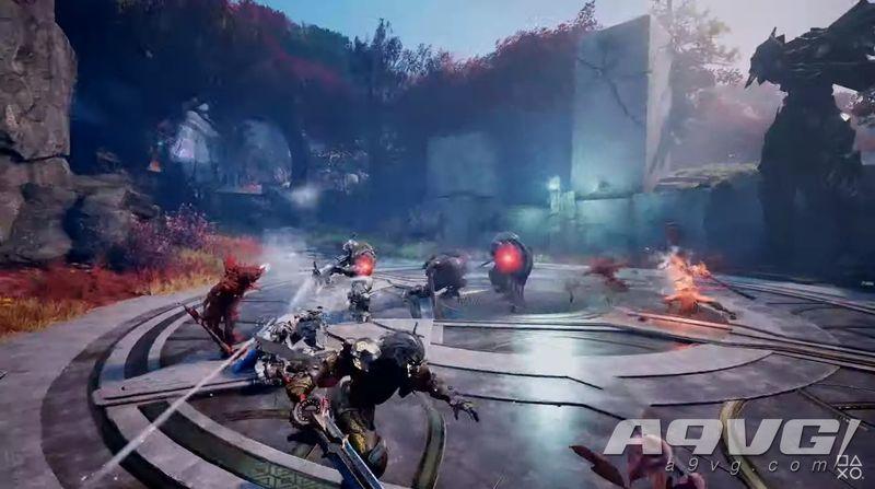 《Godfall》最新宣传片公开 展示更多游戏实际运行画面
